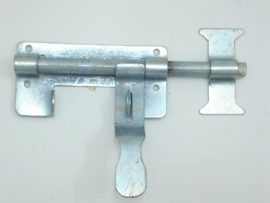 Welding Lock Bolt Galvanized 9""